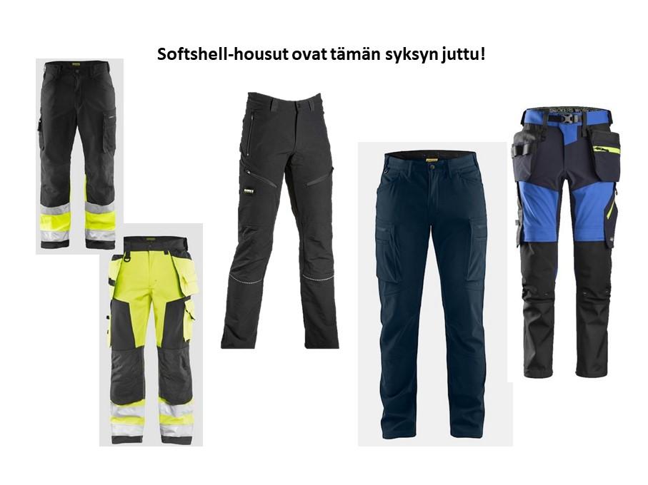 Softshell-housut