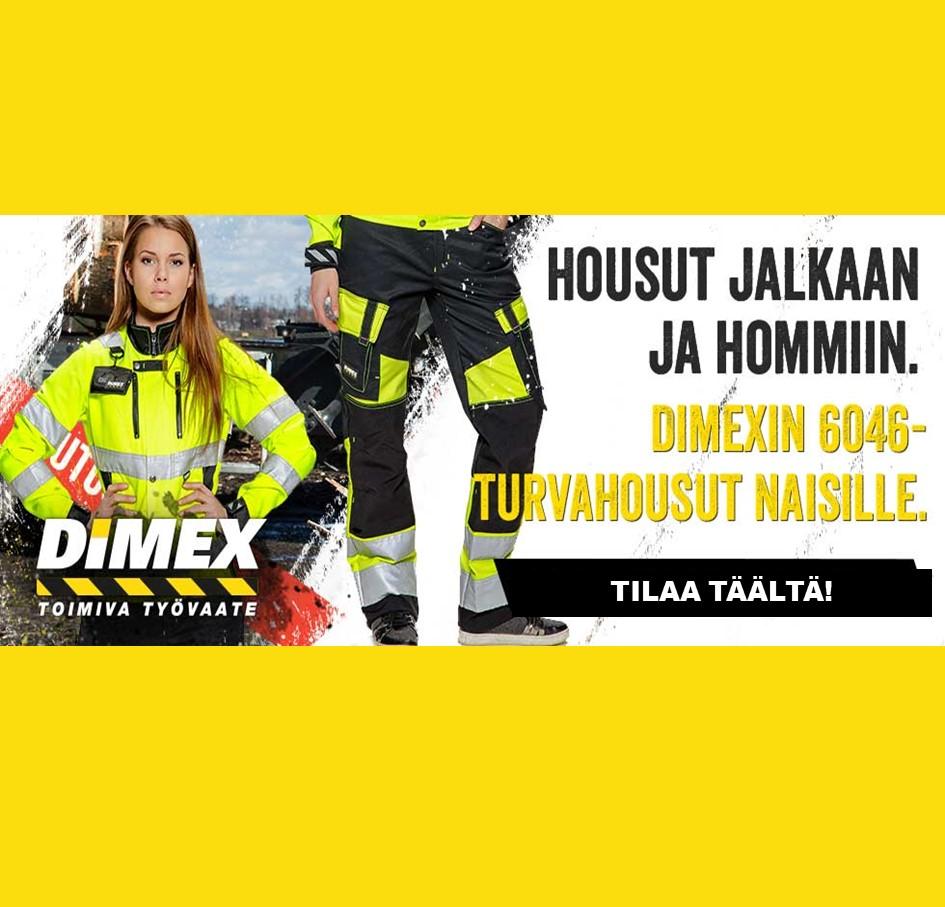 Dimex naisten turvahousu