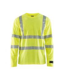 Blåkläder multisuojattu pitkähihainen t-paita 3481