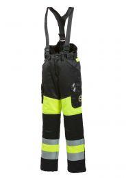 Dimex naisten turvahousut 6072 Dimexin naisten turvahousut joustavaa ja hengittävää kangasta. Hyvät huomioväriset housut kuljettajille, rakennuksille, maatalouteen, teollisuuteen. Dimexin housut ovat kestäviä ja hyvälaatuisia. Dimexin naisten työtakki sop