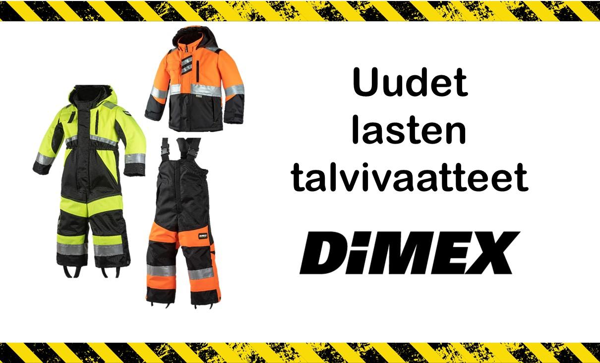 Dimex lastenvaatteet
