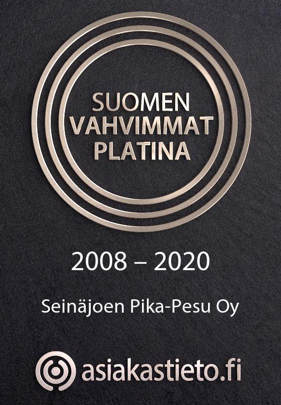 Seinäjoen Pika-Pesu Platina